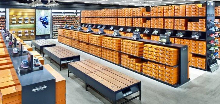 sutil Lamer En Vivo  Nike instalará en Barcelona su tienda más grande de Europa - BetaConkret